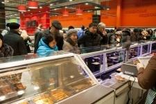 Жители Прииртышья закупались к Новому году заблаговременно
