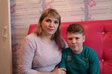 В пригороде Аксу живет подросток, которому шесть лет назад впервые в Казахстане пересадили печень