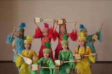 В Павлодаре прошел детский фестиваль-конкурс «Ақ шағала»