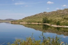 Пьяные отдыхающие засоряют озёра Баянаульского района