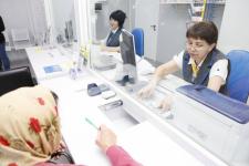 Жители сельских округов смогут получать госуслуги в отделении почты