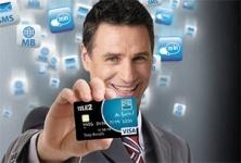 Tele2 Казахстан, КАЗКОМ и Visa выпустили платежную карту