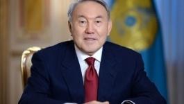 Назарбаев поздравил казахстанцев с праздником Пасхи