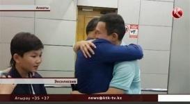 Отсидевший три года в тюрьме США Азамат Тажаяков вернулся на родину