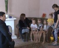 Павлодарские предприниматели берут шефство над многодетными семьями