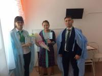 Первые двойняшки в Павлодарской области получили свидетельство о рождении и стали на очередь в детский сад с помощью SMS