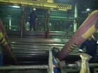 На металлургическом предприятии в Северной промышленной зоне погиб рабочий