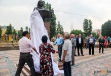 В Павлодаре открыли памятниккомпозитору Майре Шамсутдиновой