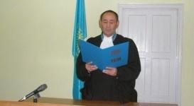 Карагандинский судья пожаловался главе МВД на полицию Балхаша