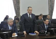 Аким Павлодарской области представил нового уполномоченного по этике