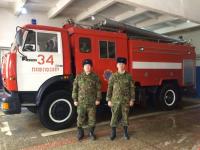 Павлодарские пожарные уберегли дома частного сектора от взрыва газовых баллонов
