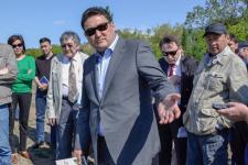 Аким области заявил, что откладывать работы по «Гусиному перелету» не стоит