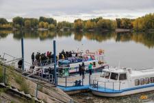 Юные павлодарцы отправились в недельную экспедицию по Иртышу