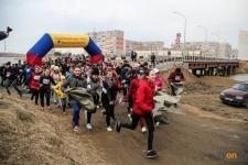 В результате экологического марафона с берега Усолки вывезли 300 мешков мусора