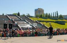 В Павлодаре на новой сцене прошел концерт в честь Дня охраны окружающей среды