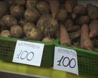 Местная картошка по цене заморской