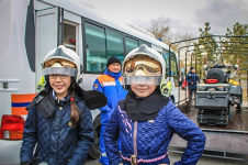В Павлодаре отпраздновали 20-летие ДЧС
