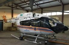 Для спасения жизни жительницу Экибастуза экстренно доставили на вертолете в Павлодар