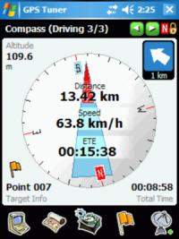 Программы для GPS навигации