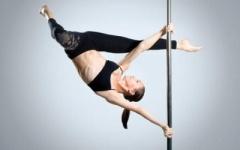 Кому доступен Pole dance?