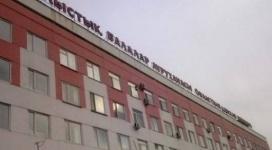 Экстренно эвакуированы более 100 человек из детской больницы Павлодара