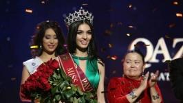 Мисс Казахстан-2019 стала 20-летняя Мадина Батык из Павлодара