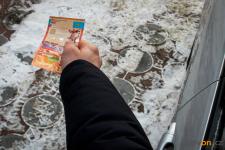 Второй раз в этом году на трассах Прииртышья задерживают водителей, дающих взятку полицейским