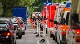 В Германии проходит крупнейшая после Второй мировой войны эвакуация