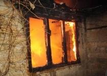 Два человека погибли на пожарах в Павлодарской области за выходные