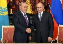 Телефонный разговор с Президентом Российской Федерации Владимиром Путиным