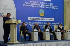 Переход казахского алфавита на латиницу обсудили в Павлодаре
