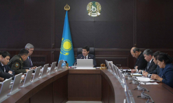 Аким Павлодарской области недоволен очисткой трасс в регионе