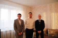 В Павлодаре открылась коммунальная квартира для детей-сирот
