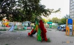 Детские площадки власти Павлодара поставят только хорошим КСК