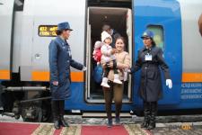 Павлодарцы смогут добираться на поезде до Алматы за 25 часов