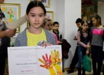 Рисунки павлодарских школьников получили признание на Международной выставки в Чехии