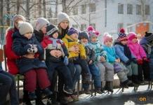 Антикоррупционная служба области устроила Наурыз мейрамы для особенных деток