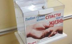 Женщина украла из аптеки ящик для пожертвований в Павлодаре