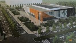 В апреле начнут строить первый объект павлодарского Спорт Сити