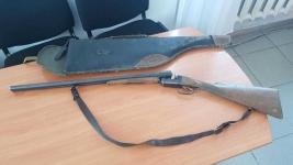 Павлодарские полицейские нашли оружие, похищенное семь лет назад