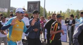 """Масимов высказался по поводу пробок во время """"Астана марафон"""""""