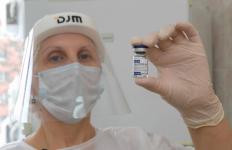 Кто из чиновников Павлодарской области первым получил прививку от COVID-19