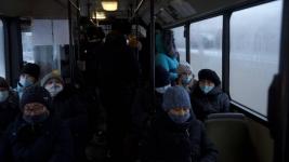 Мониторинговая группа искала переполненный общественный транспорт в Павлодаре