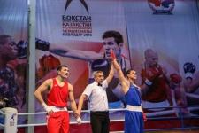 В Павлодаре состоялись финальные бои чемпионата Казахстана по боксу