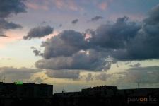 Дожди и понижение температуры ожидаются в Павлодаре