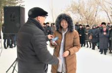 Молодые специалисты получили жилье в Павлодарской области
