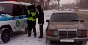 В Павлодаре водителя оштрафовали после жалобы на него в Инстаграме