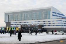 В Павлодаре открыли бассейн олимпийского резерва