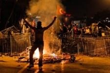 В ходе беспорядков в Турции задержали более 1700 человек