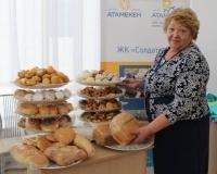 Фирменный пряник «Мичуринский» готовятся попробовать жители Павлодарского района